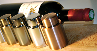 chrome winestoppers